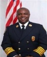 Fire Chief Nakeya R. Lovett