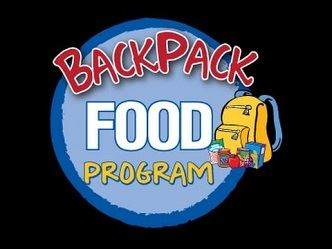 picture of a backpack food program