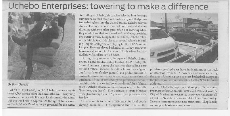 Uchebo JCT Article
