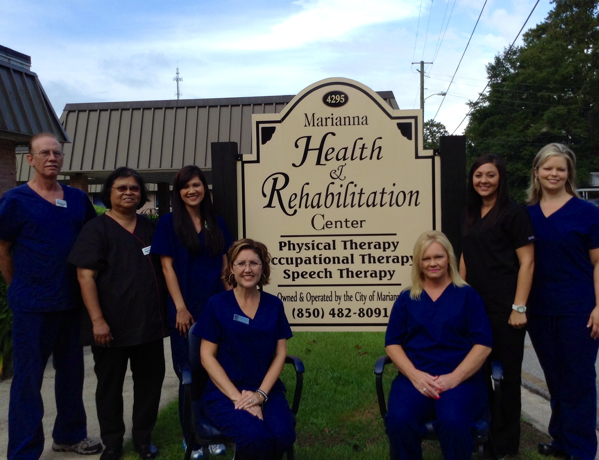 rehab team september 2014